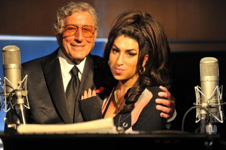 Amy Winehouse & Tony Bennett Winners for Best Pop Duo/Group Performance