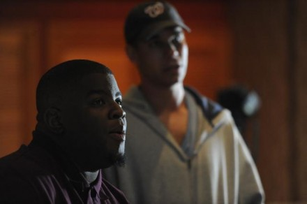 Washington, D.C.- In The Studio With Salaam Remi