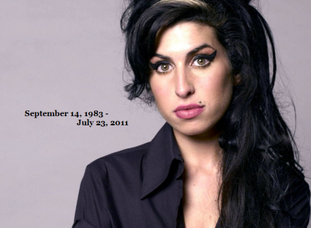 Amy Winehouse  September 14, 1983 –  July 23, 2011