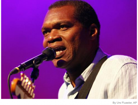 Playlist: Robert Cray Band, Angie Stone, Nelly