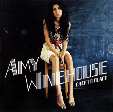 "Amy Winehouse ""Tears Dry On Their Own"""