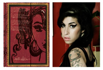 'Paperblanks' Amy Winehouse Foundation Journals Available Soon