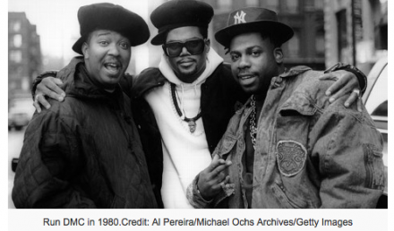ABC News: Run-D.M.C's Darryl 'DMC' McDaniels Reflects on '80s 'Walk This Way'