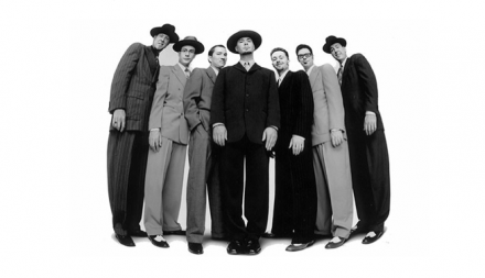Big Bad Voodoo Daddy heads to Alexandria for swingin' holiday party