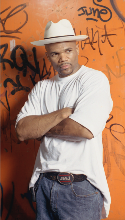 Darryl 'DMC' McDaniels To Be Honored By Doing Art Together Organization
