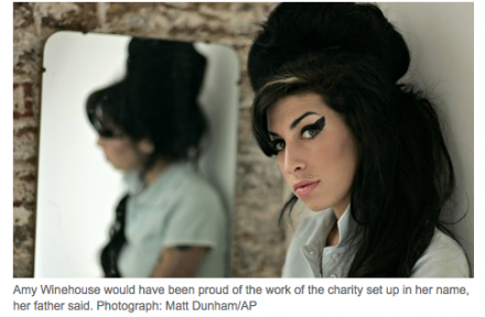 The Guardian: Mitch Winehouse: 'Amy's lasting legacy will be saving children from addiction'