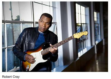 WSJ.com: Robert Cray Band Marks 40 Years With 'In My Soul' (Album Premiere)