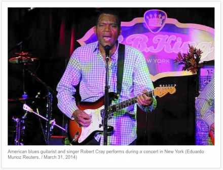 Chicago Tribune: A soulful Robert Cray tunes in to the sounds of his youth