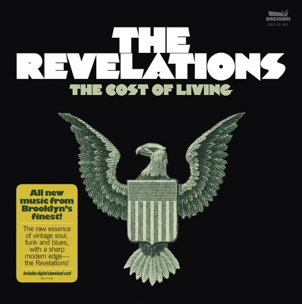 New album from Brooklyn Soul Group THE REVELATIONS