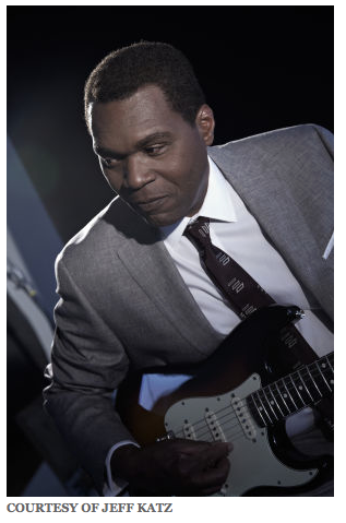 No persuasion needed: Robert Cray cuts a fine figure as an elder blues statesman