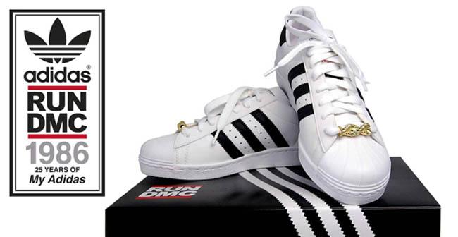 "cheap for discount fbdb5 88035 Adidas Originals Superstar 80s – Run DMC ""My adidas"" 25th Anniversary"